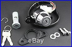 KAWASAKI 750 H2 H2A Kit serrures + Contacteur à clé tableau de bord