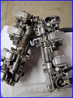 KAWASAKI 900 Z1 Z1000 Restauration de votre rampe de carburateurs