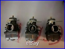 Kawasaki 750 H2 trois carburateurs diamètre 34 NEUF 500 H1 400 KH / suzuki 750