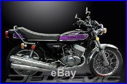 Kawasaki 750 H2b H2c Echappement Pots
