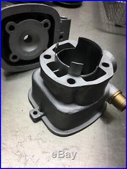 Kit Polini D46 Mbk 51 Magnum Mr1 Mobylette H2o Motobecane