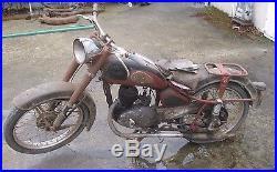 koehler escoffier 125 ks6v a restaurer moto de collection moto de collection pi ces. Black Bedroom Furniture Sets. Home Design Ideas