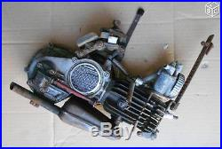MOTEUR AUXILIAIRE VINTAGE A GALET // GARELLI MOSQUITO 38cc