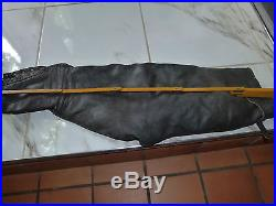 Moto Vintage Ancien Pantalon Cuir 1930/1950 Taille 44 Homme Confortable