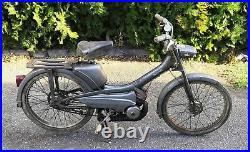 Mob motoconfort mobylette AV44 AU44 1960 moto collection livrable