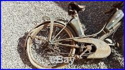 Mobylette MOTOBLOC 49 cm3 dans l'état, moteur non bloqué