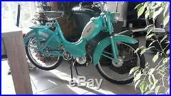 Mobylette bb1 1957 roulante, restaurée, cg OK, finistere, 29, crozon