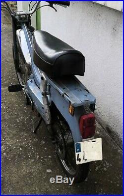 Mobylette motoconfort 88 la bombe roulante et carte grise livrable
