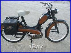 Mobylette peugeot BB 1957