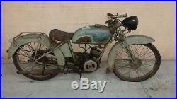 Monet goyon 100 parallelogramme S3G moto de collection peinture origine