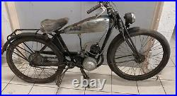 Monet goyon M10 1934 en état d'origine sortie de grange barn find livrable