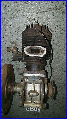 Moteur 175 borgne moto de collection AUTOMOTO MFS MF BH