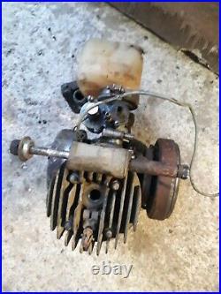 Moteur Mobylette Motobécane SP50 AV89 cylindre 17070
