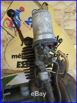 Moteur SOLEX VELOSOLEX 45 45CC 1950 N° 104XXX