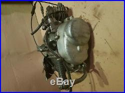 Moteur Yamaha chappy, LB50, 1F1 Chappy, moteur tournant d'origine 26 000km