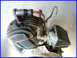 Moteur complet AV7 mobylette motobecane 50v 40 v 49 59 n 50 40v allumage complet