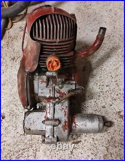 Moteur complet scooter vespa125 150 de 1954 acma piaggio