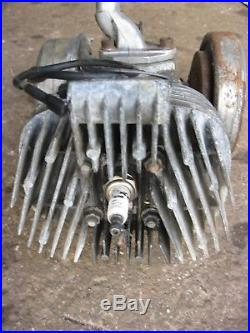 Moteur de mobylette MOTOBECANE EV 50cc