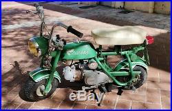 Moto Honda Monkey Z50M 49 cc 1967 original