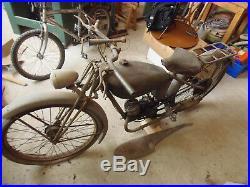 Moto ancienne MOTOCONFORT AT2 1948