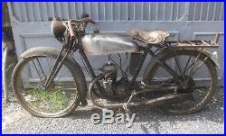 Motobecane 100 B1V2 sortie de grange barn find
