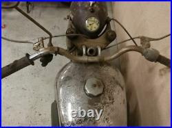 Motobecane 175 culbutée Z22C moteur carré pompe a huile carte grise livrable