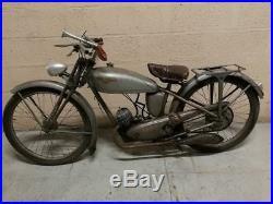 Motobecane 50 AG2 poney 1948 sortie de grange barn find