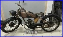 Motobecane B1V2 1939 en état d'origine sortie de grange barn find livrable