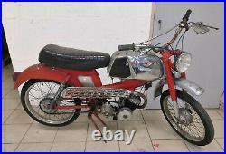 Motobecane SP94TT sp 94 tt en état d'origine 1968 démarre livrable