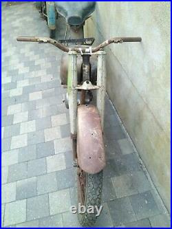 Motobecane motoconfort en état d'origine sortie de grange