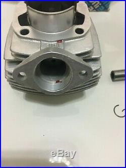 N. O. S. Peugeot 103 Original 46mm Gilardoni Cylindre Made In Italy