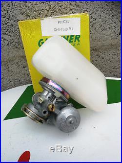 N. O. S carburateur GURTNER H14 MOTOBECANE MOTOCONFORT mobylette SPECIALE 98 L75
