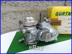 N. O. S carburateur GURTNER SP19 SP 19 FLANDRIA cyclosport mobylette carbu