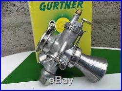 N. O. S carburateur GURTNER SP19 SP 19 PEUGEOT BB3K BB3 K mobylette carbu
