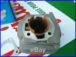 N. O. S cylindre ZETA KIT 45 MOTOBECANE MOTOCONFORT MOBYLETTE MBK 51 AV10