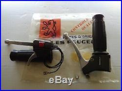 Paire De Poignee Origine Peugeot Vintage 103 / 104 / 105 / Gt10