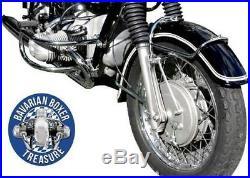 Pare chute Ø 22 mm chrome BMW R69S R69 R68 R60/2 R60 R50 protection pour moteur