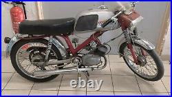 Peugeot cyclosport BB3SP années 60 70 moto de collection
