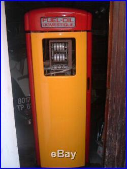 Pompe a essence satam vintage