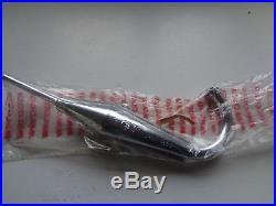 Pot Echappement Flute Malossi Motobecane / Exhaust Pump Flute Malossi Motobecane