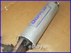 Pot échappement doppler ancienne génération a restaurer peugeot 103 spx rcx clip