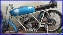 ROCVALE METEOR 50cc de 1972 en l'état