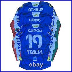 Rare Race Worn Mxgp Motocross Des Nations Team Italy Jersey