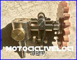 Référence moto rare de faire fonctionner le compteur kilométrique Jaeger Smiths