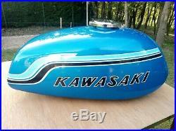 Réservoir kawasaki 750 H2