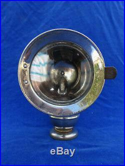 SUPERBE Nice RARE & TOP +++ LAMPE CARBURE Carbide lamp ALBERT RUFFIN GLORIA
