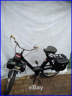 Solex 3800 Moto De Collection Pieces