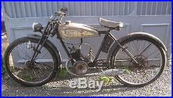Terrot type VM de 1935 BMA a fourche parallelogramme