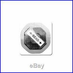 V PARTS Rustine moto (boîte de 10 pièces) 60x60mm