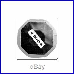 V PARTS Rustine moto (boîte de 10 pièces) 75x75mm